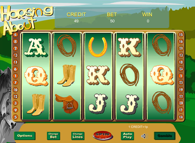 Horsing About Slots - Play Free Casino Slots Online