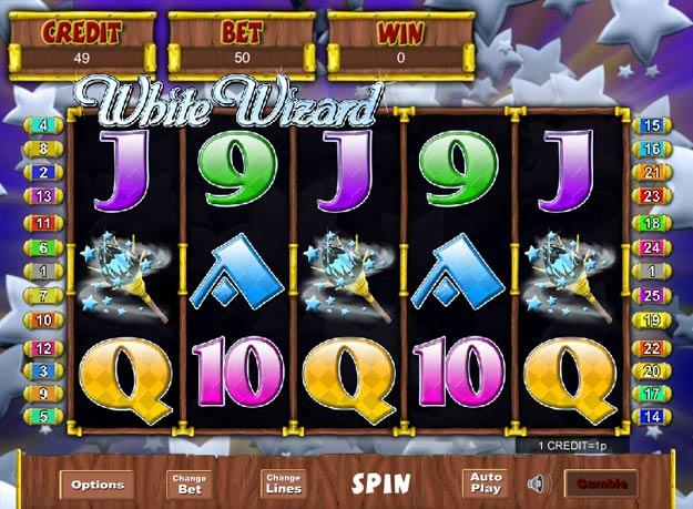 Mystical Wizard Slots