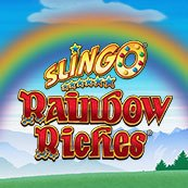 Play Rainbow Riches Slingo