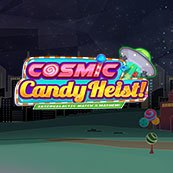 Play Cosmic Candy Heist Slot