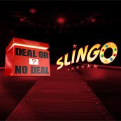 Play Slingo Deal or No Deal