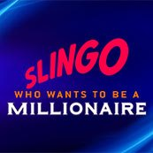 Play Slingo Who Wants to Be A Millionaire