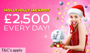 Holly Jolly Jackpots