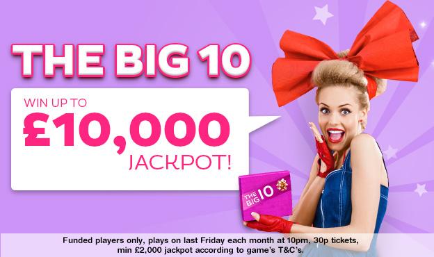 Bingo Games | Play the Best UK Bingo Online at Gossip