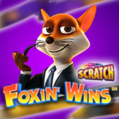 Play Foxin' Wins Scratch Cards